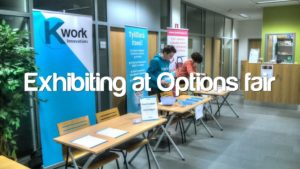 Exhibiting at Options fair